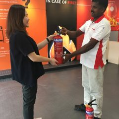 Fire Extinguisher Yearly Servicing & Revalidation (Carry In)