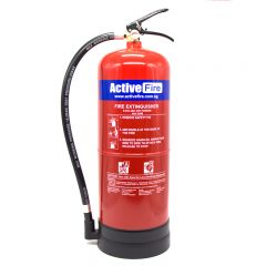 Portable ABC Dry Chemical Fire Extinguisher - 9 Kg