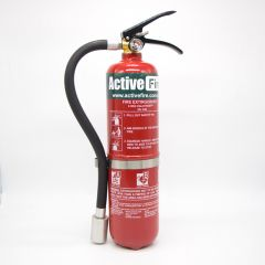 Portable Halotron Fire Extinguisher - 2 Kg
