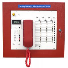 2 Way Voice Communication Panel (Conventional)
