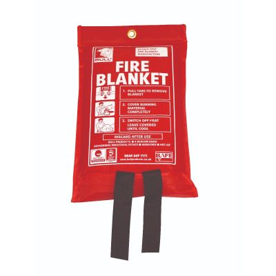 Fire Blanket Economy (Nylon Case)