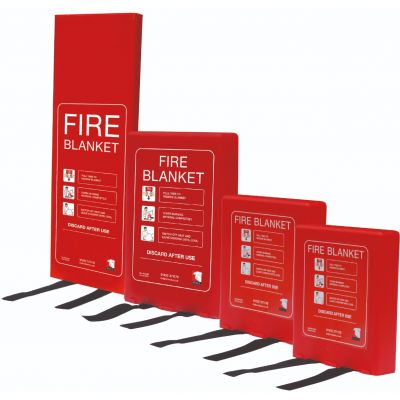 Fire Blanket Economy (Hard Case)