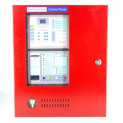 1 Zone Fire Extinguishing Panel