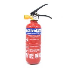 Portable ABC Dry Chemical Fire Extinguisher - 1 Kg