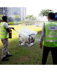 Fire Safety Awareness For Community